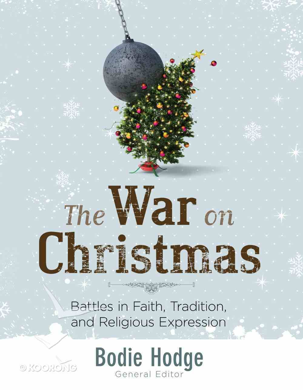 The War on Christmas eBook