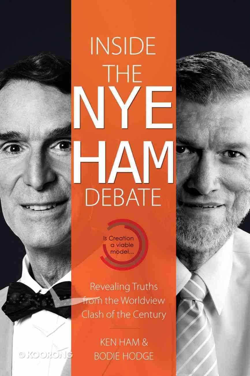 Inside the Nye Ham Debate eBook