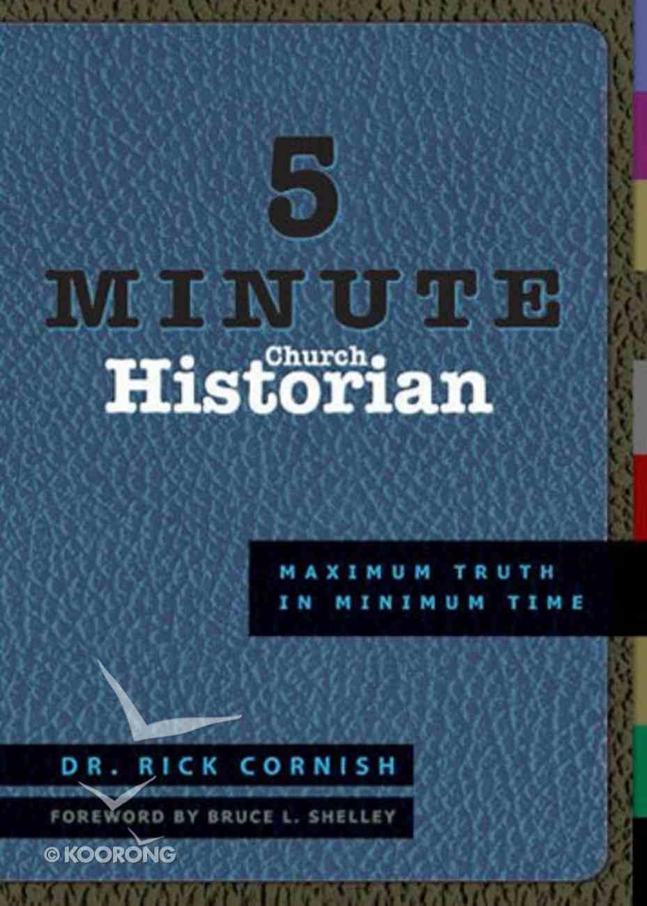 Maximum Truth in Minimum Time (5 Minute Series) eBook