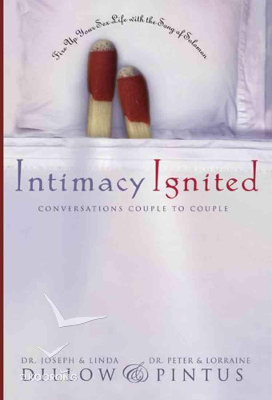 Intimacy Ignited eBook