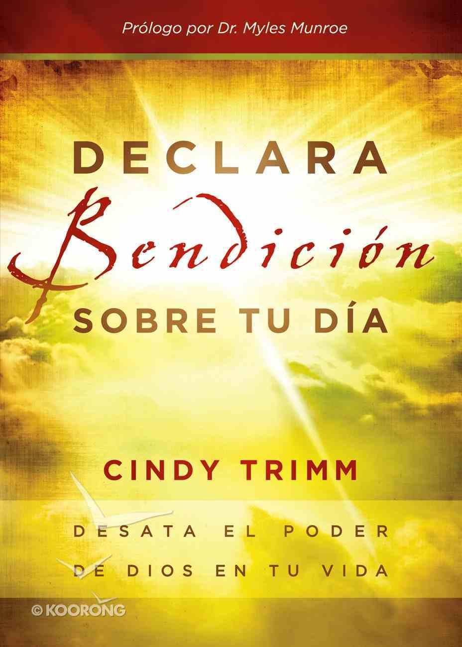 Declara Bendicin Sobre Tu (Spa) (Order Now For Tomorrow) eBook