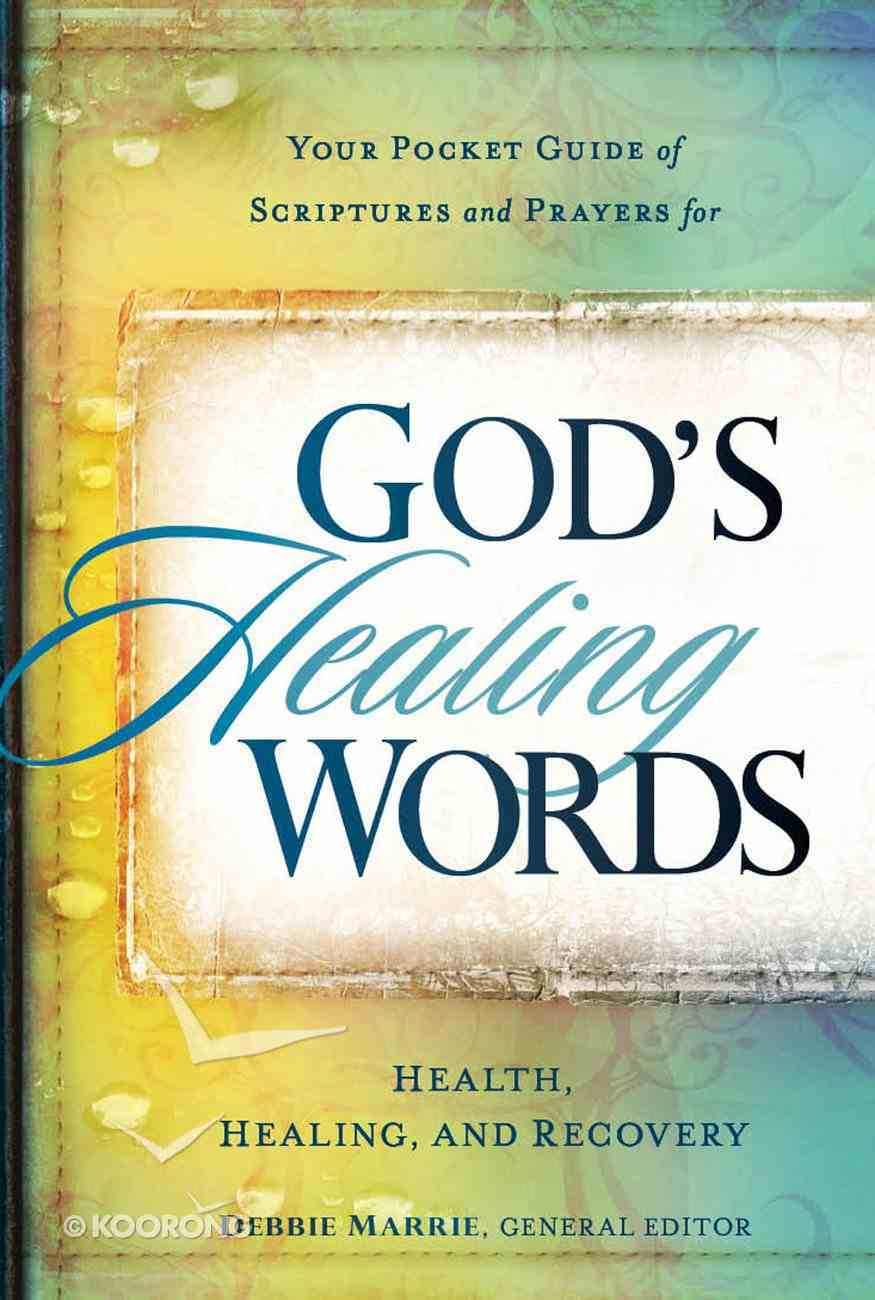 God's Healing Words eBook