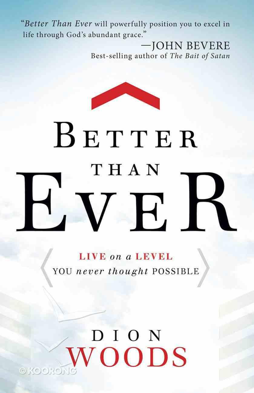Better Than Ever eBook