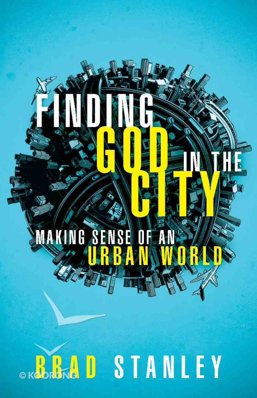 Finding God in the City eBook