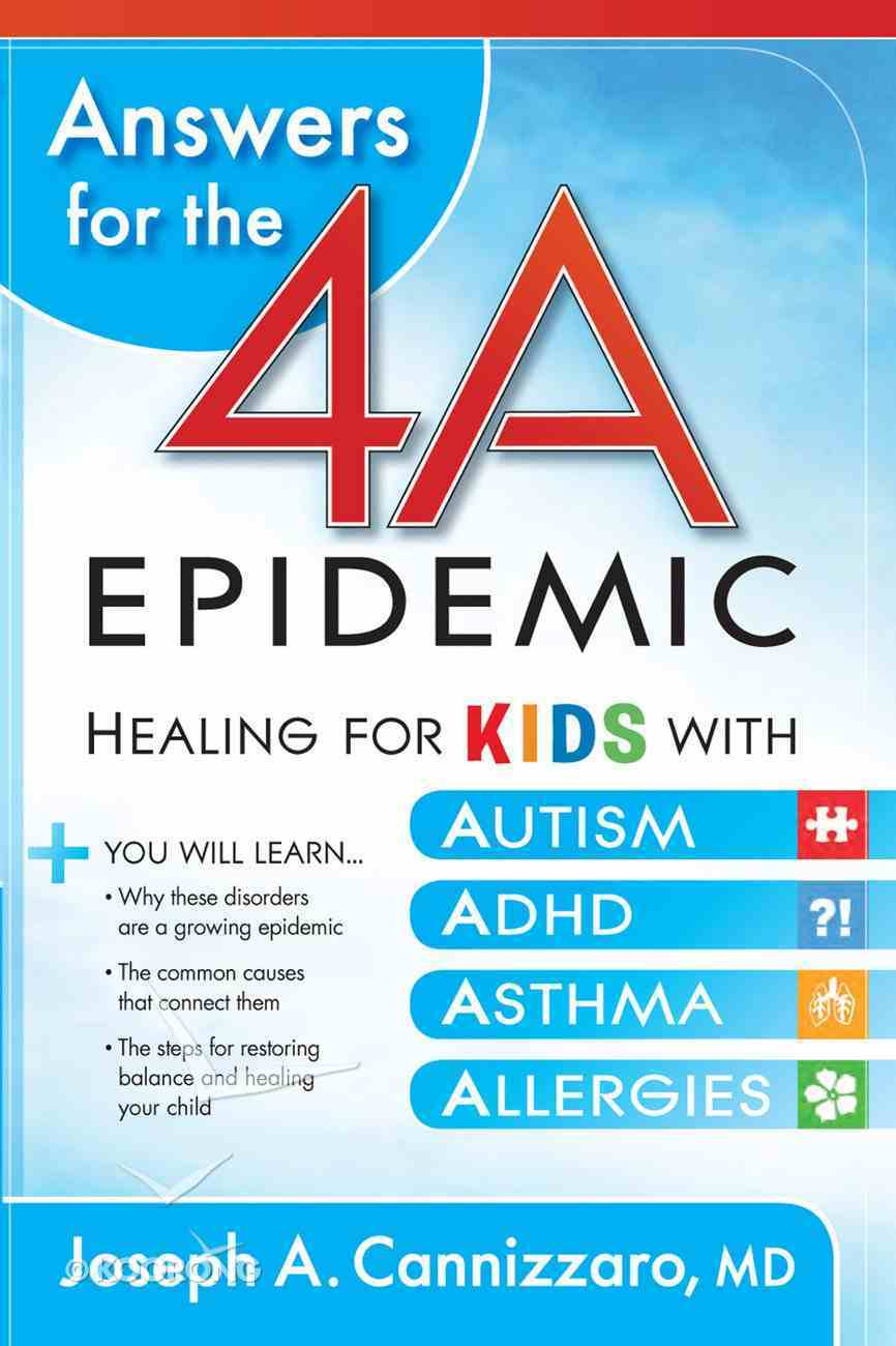 Answers For the 4-A Epidemic eBook