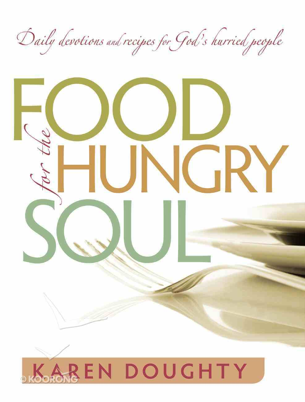Food For the Hungry Soul eBook
