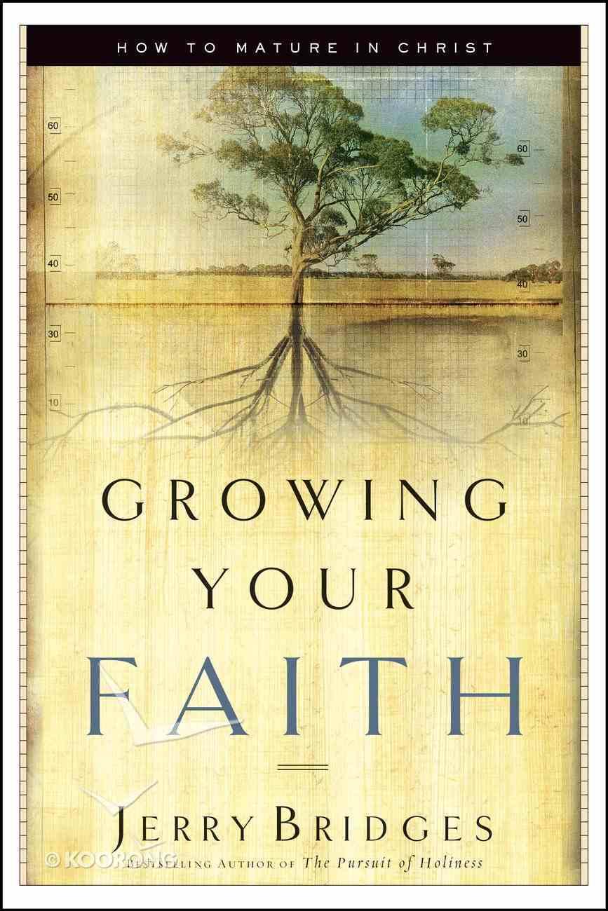 Growing Your Faith eBook