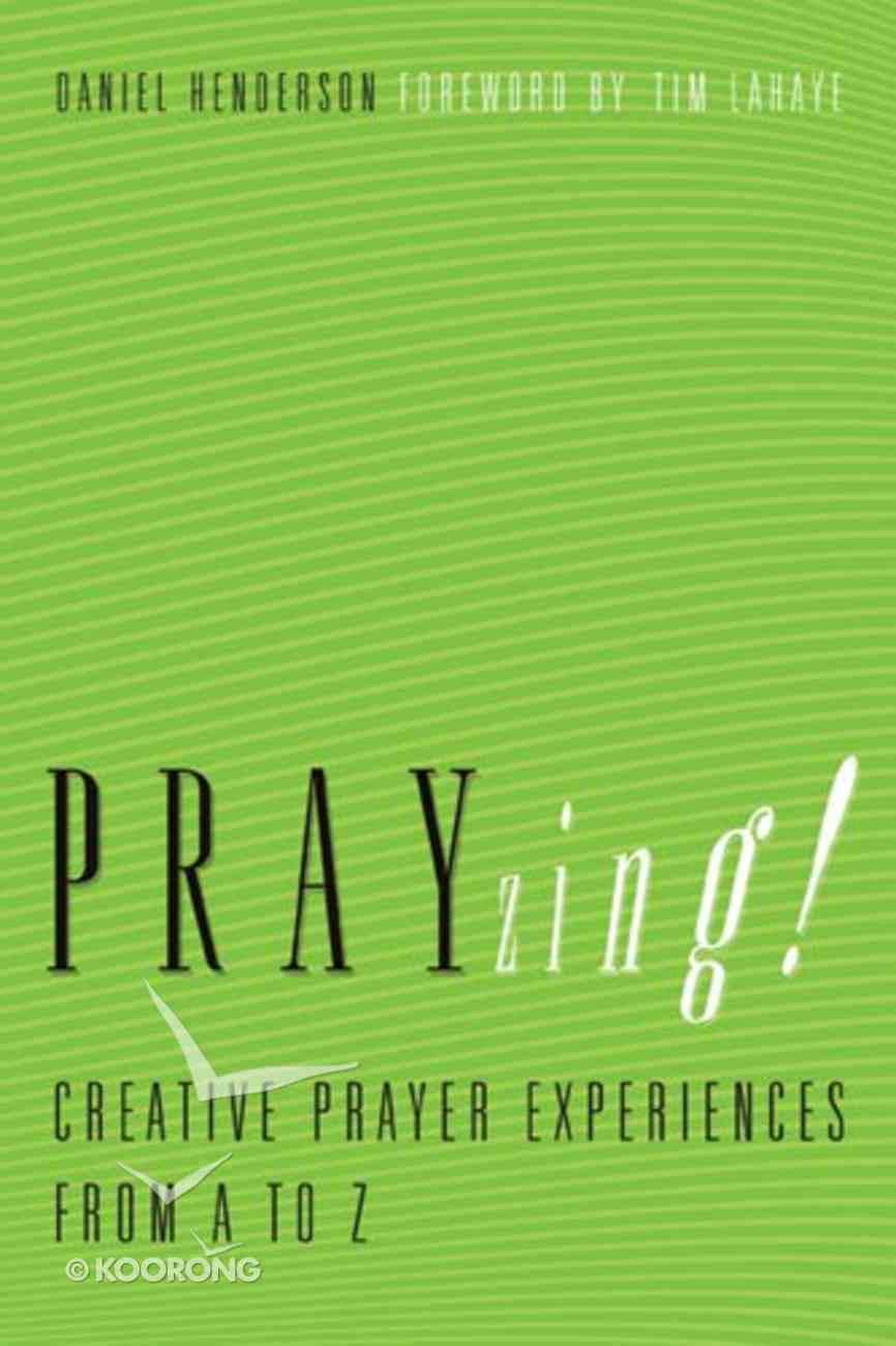 Prayzing eBook
