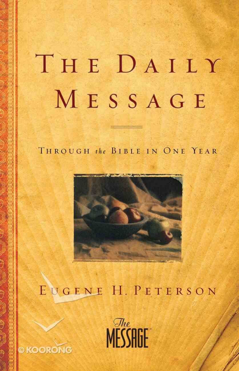 The Daily Message eBook