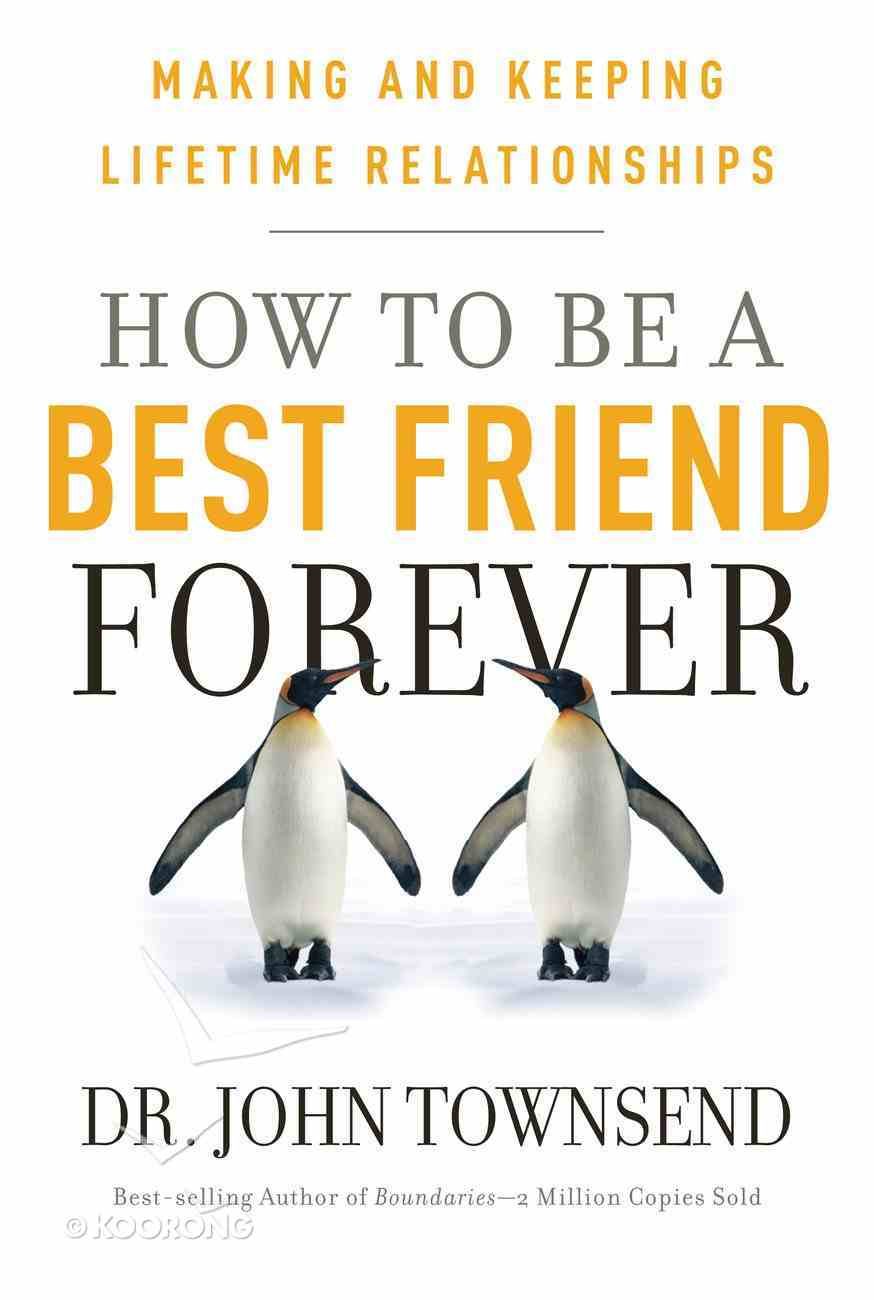 How to Be a Best Friend Forever eBook