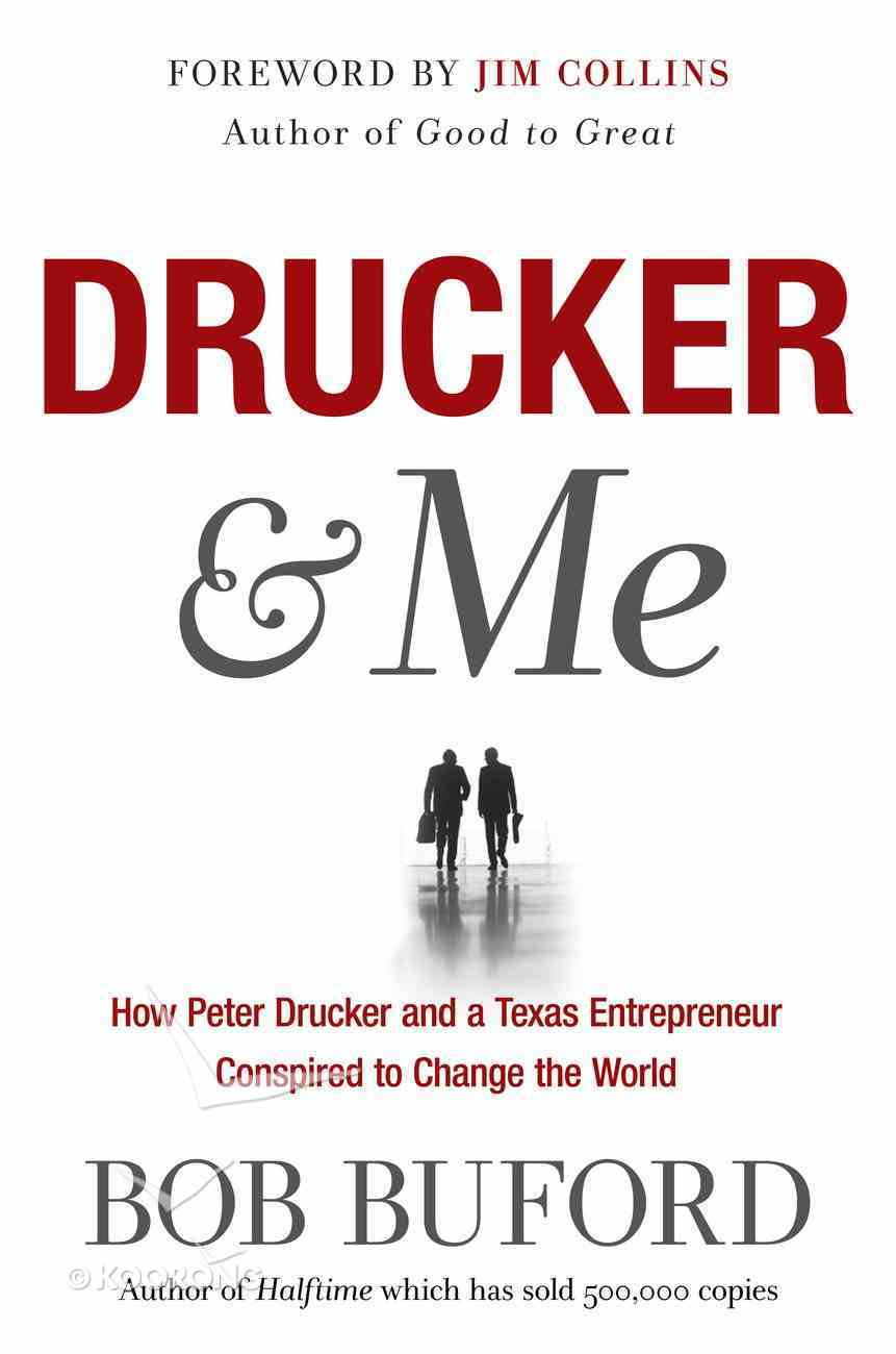 Drucker & Me eBook