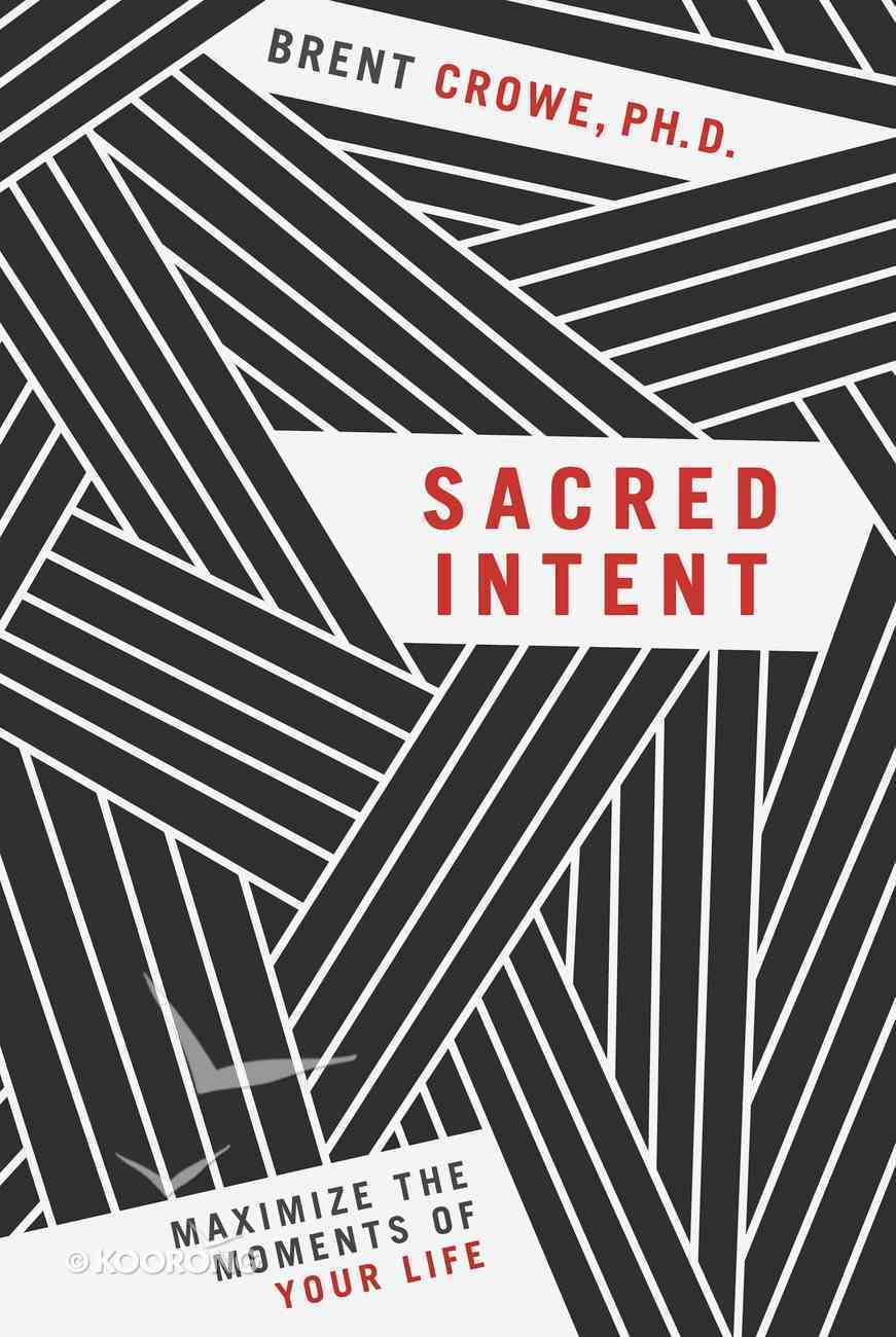 Sacred Intent eBook