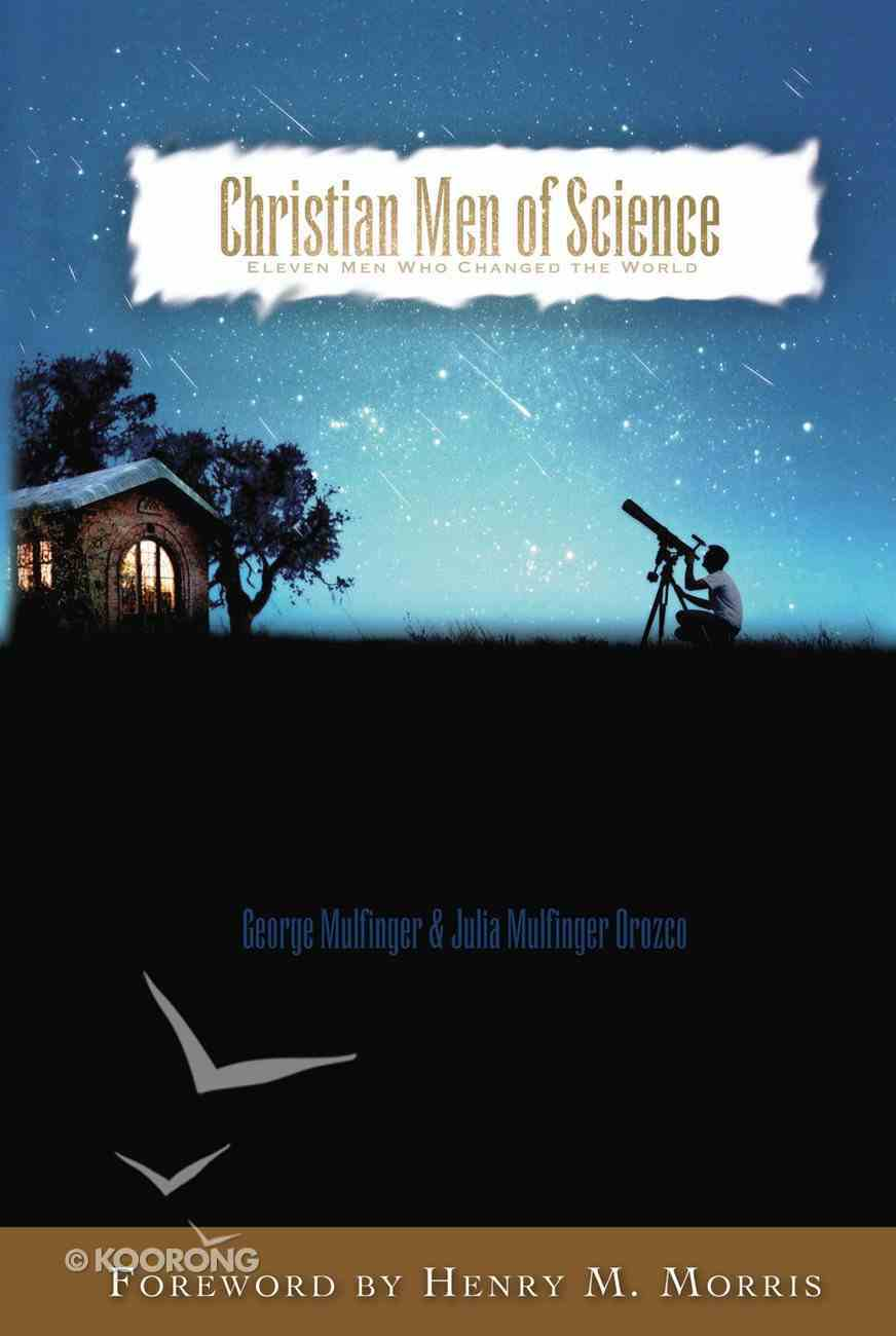 Christian Men of Science eBook