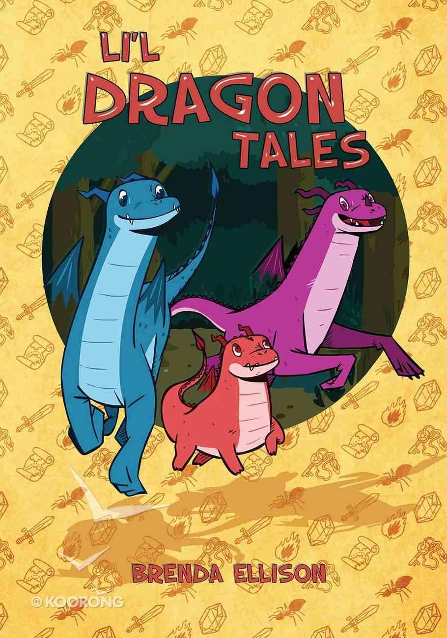 Lil' Dragon Tales eBook