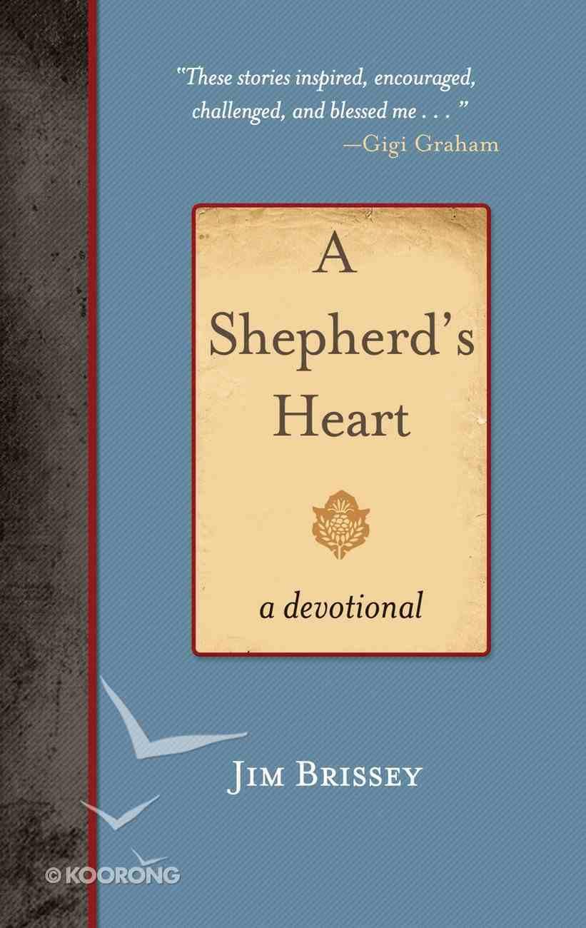 A Shepherd's Heart: A Devotional eBook