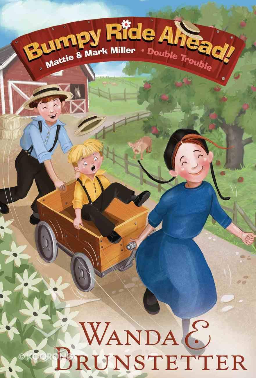 Bumpy Ride Ahead! (#02 in Double Trouble Series) eBook
