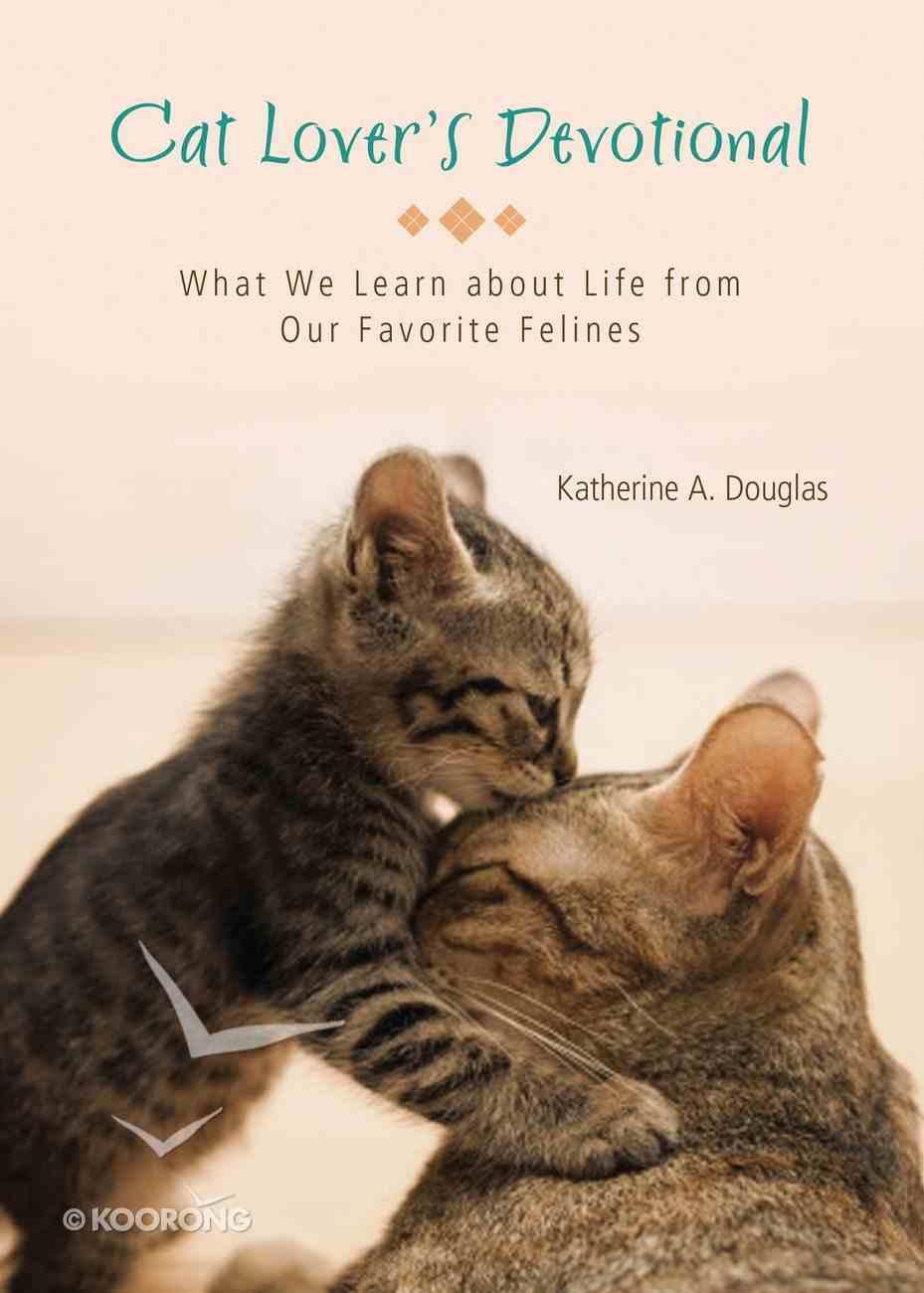 Cat Lover's Devotional eBook