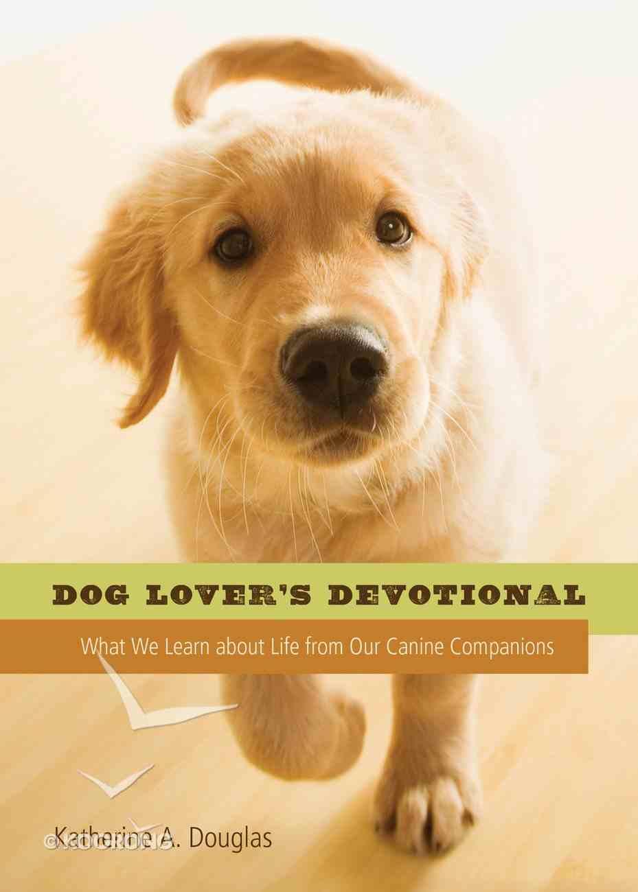 Dog Lover's Devotional eBook