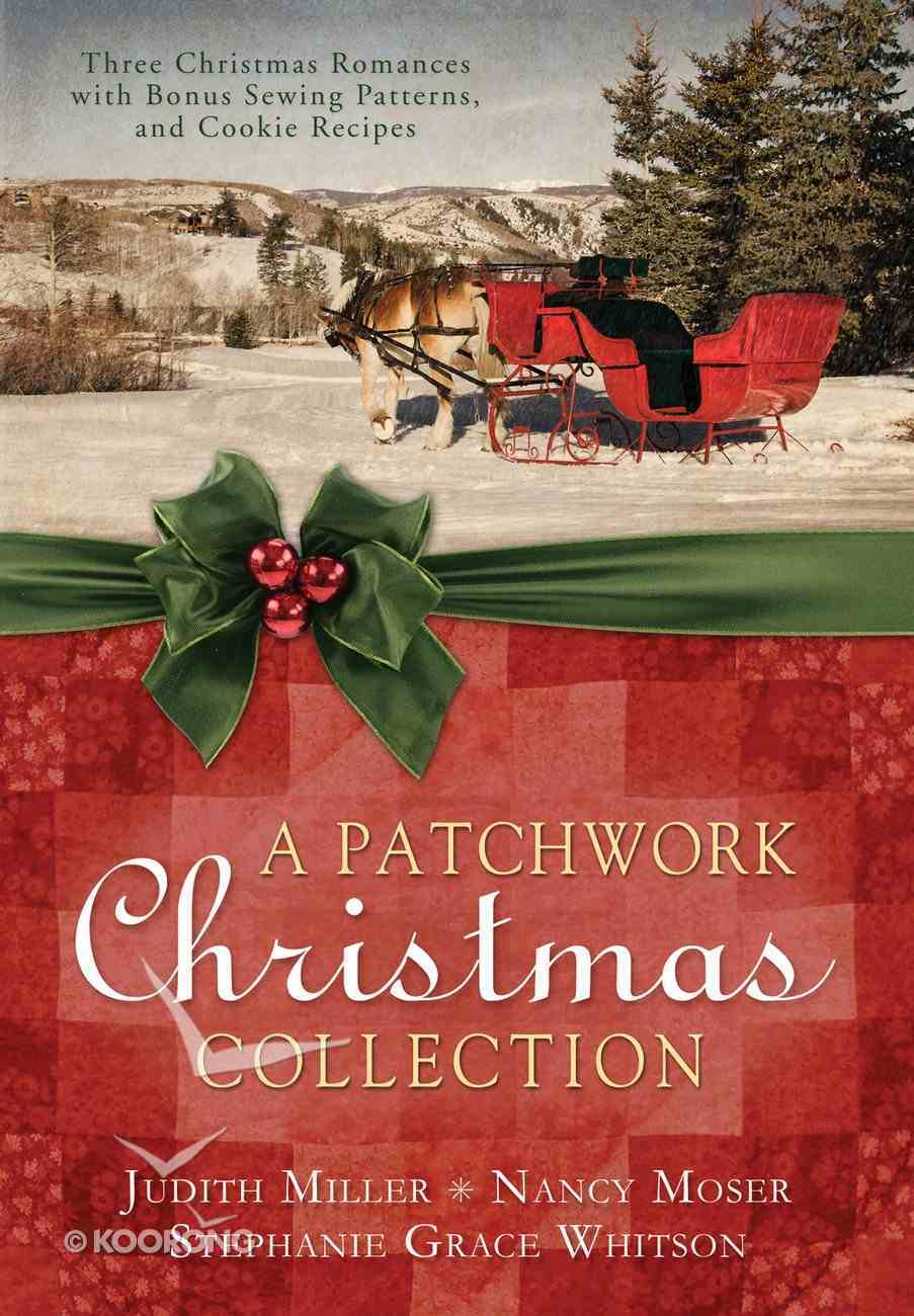 A Patchwork Christmas eBook