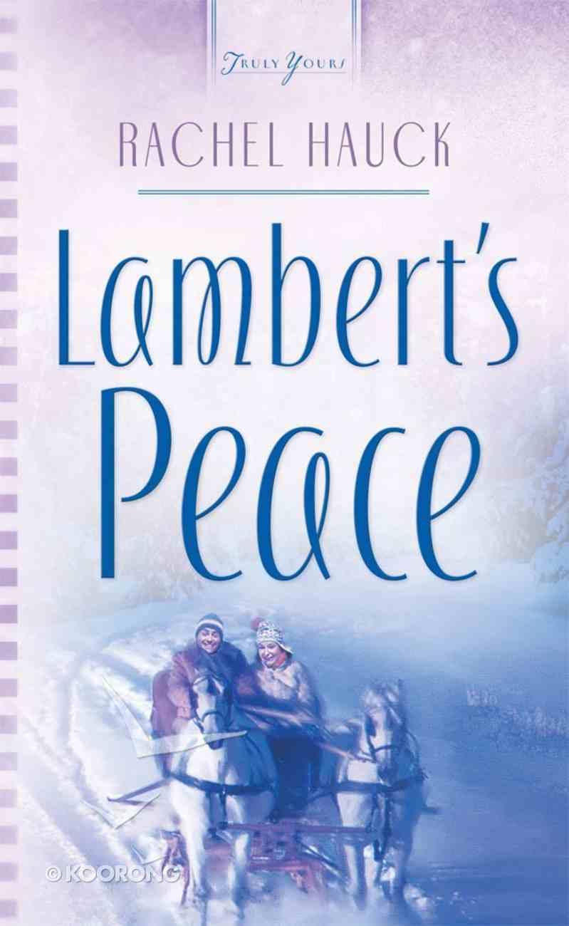 Lambert's Peace eBook