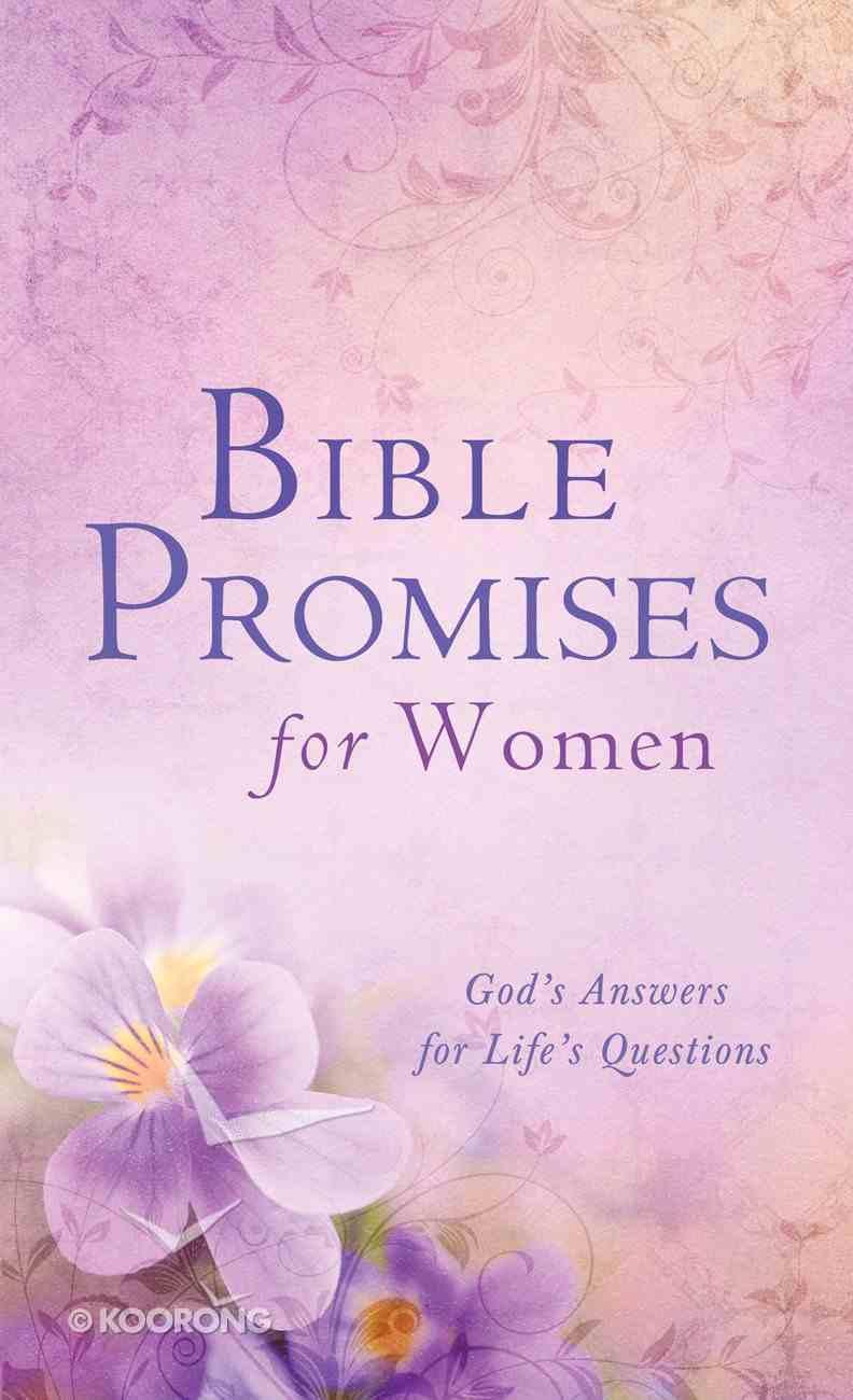 Bible Promises For Women eBook