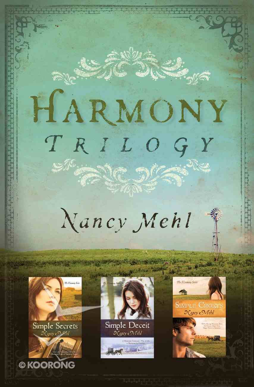 Harmony Trilogy (Harmony Series) eBook