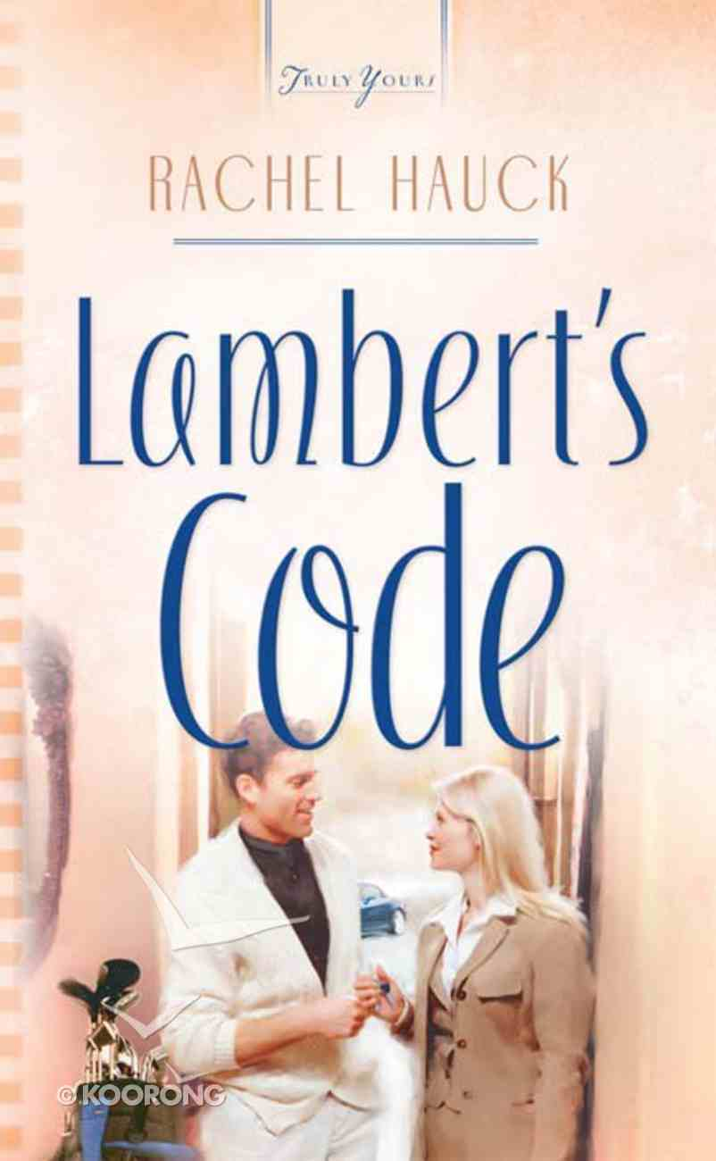 Lambert's Code eBook