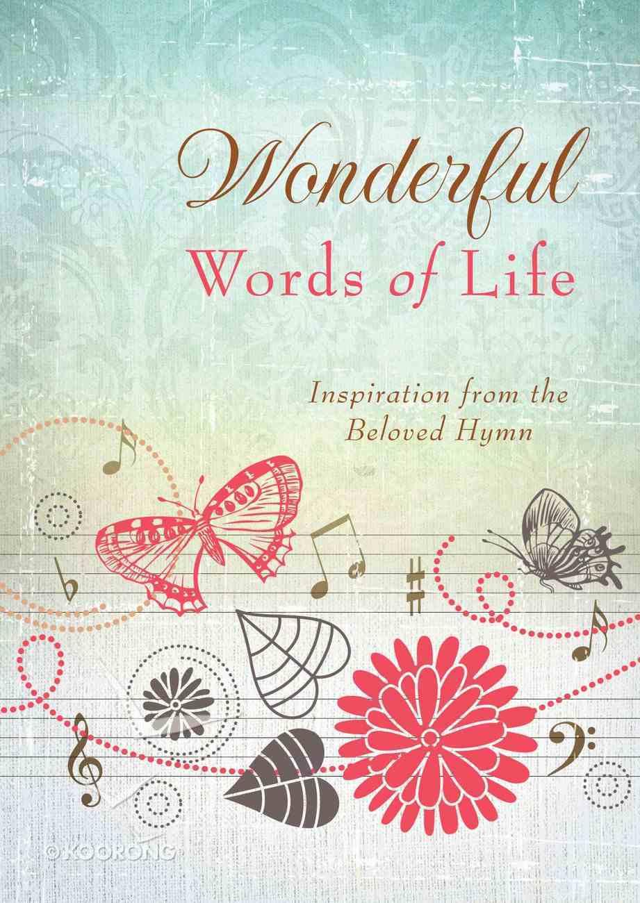 Wonderful Words of Life eBook