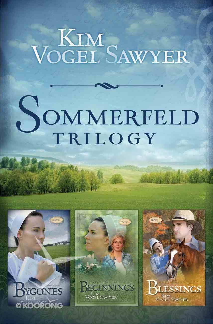 The Sommerfeld Trilogy (3 in 1) (Sommerfeld Trilogy Series) eBook