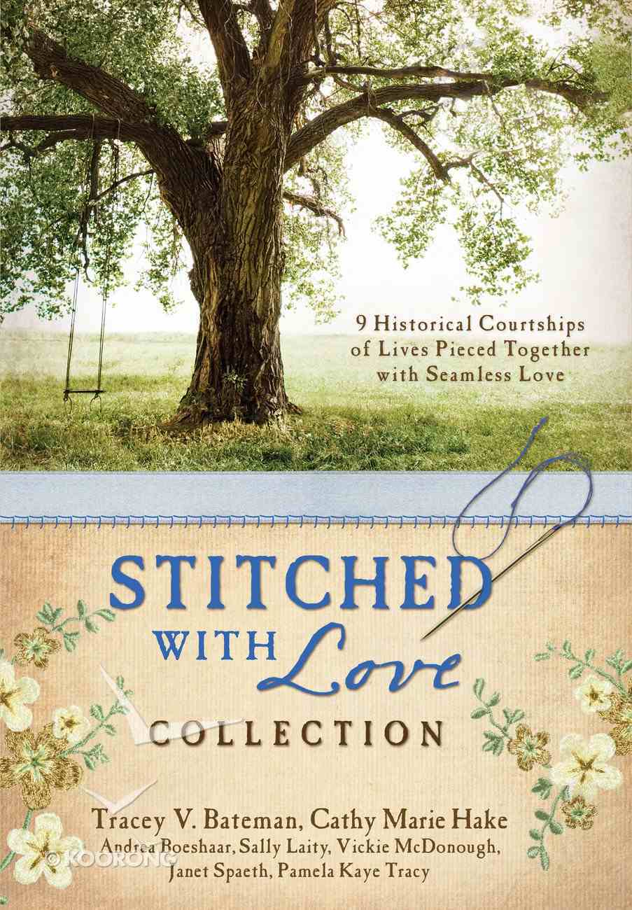 The Stitched With Love Romance Collection eBook