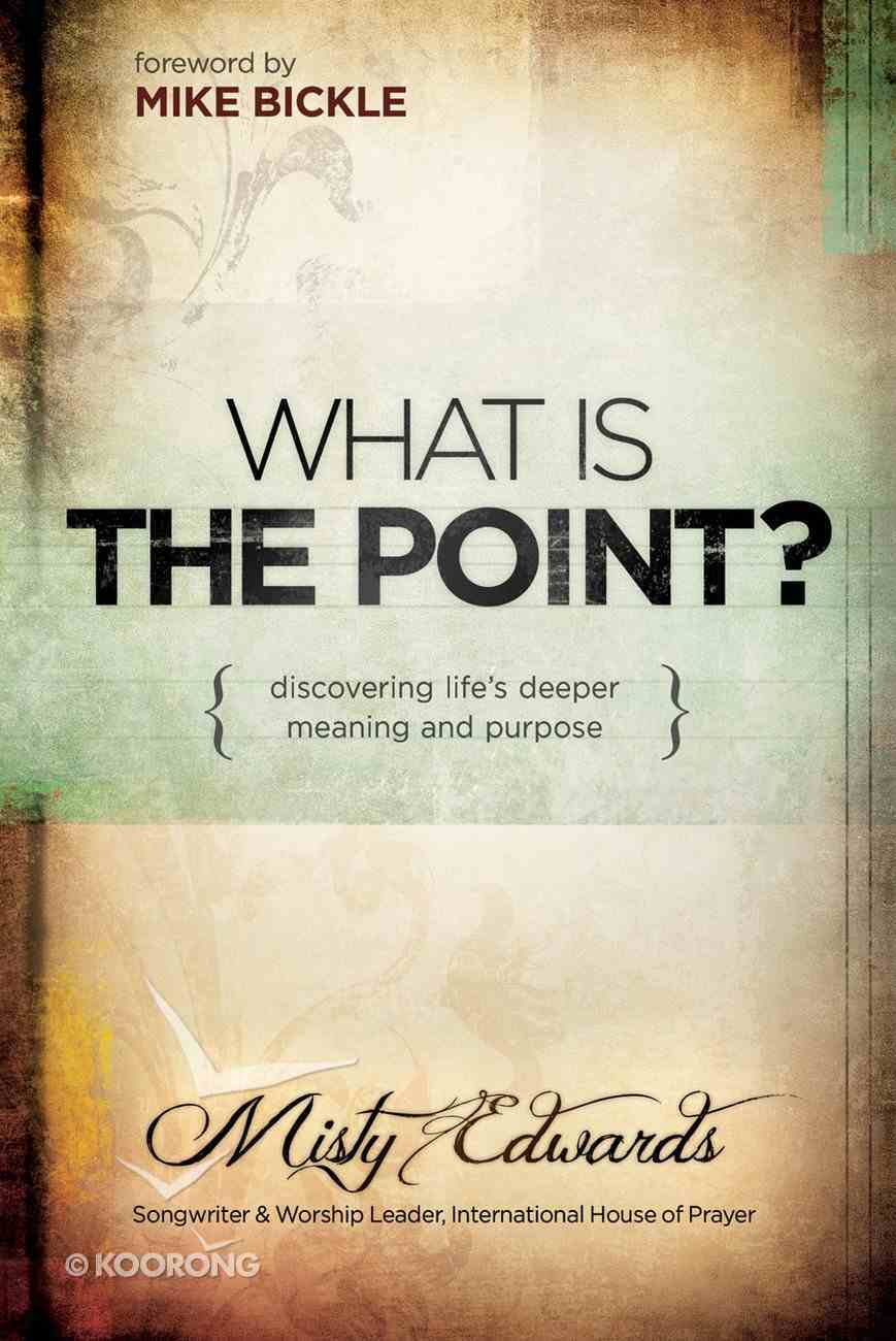 What is the Point? eBook