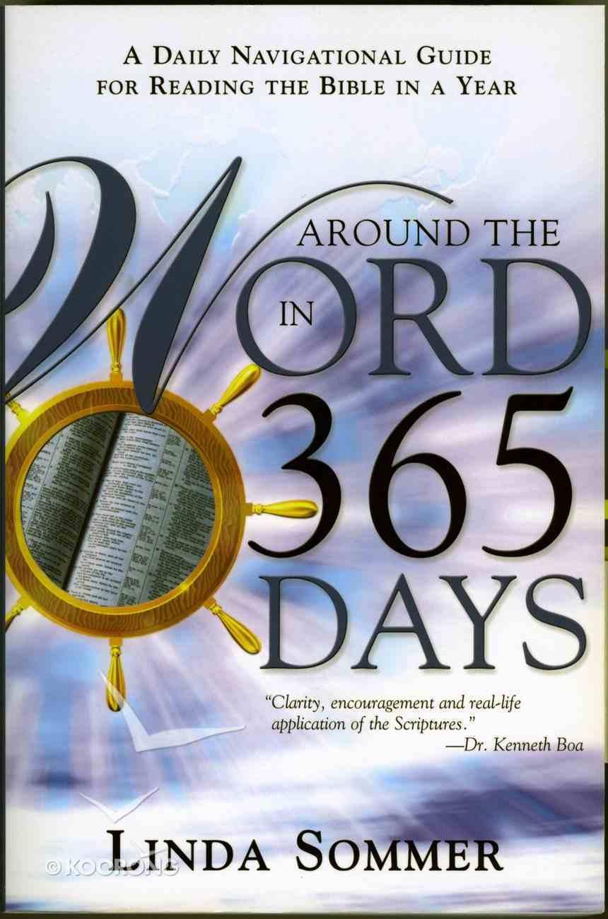 Around the Word in 365 Days eBook