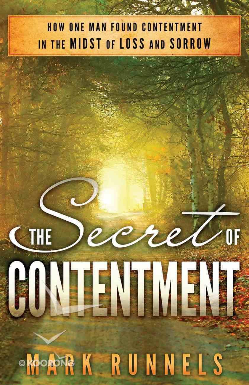 The Secret of Contentment eBook