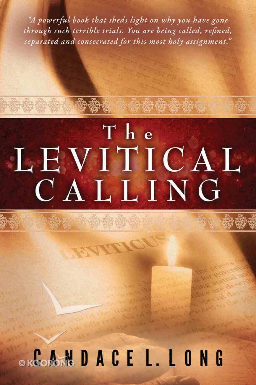 The Levitical Calling eBook
