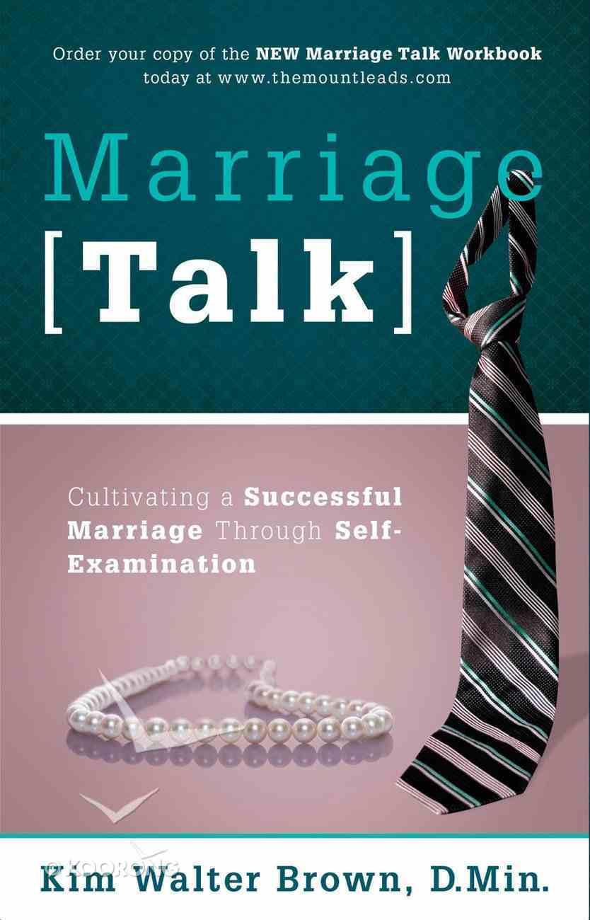 Marriage Talk eBook