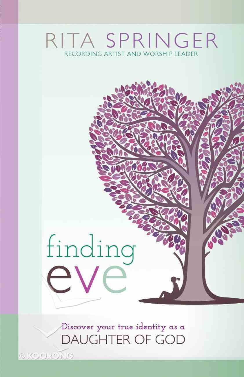 Finding Eve eBook