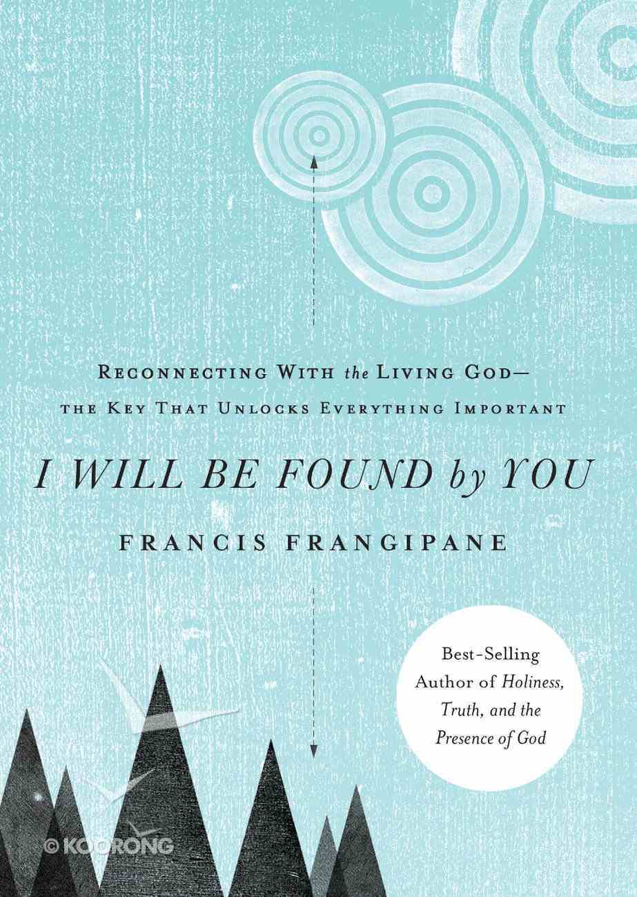 I Will Be Found By You eBook