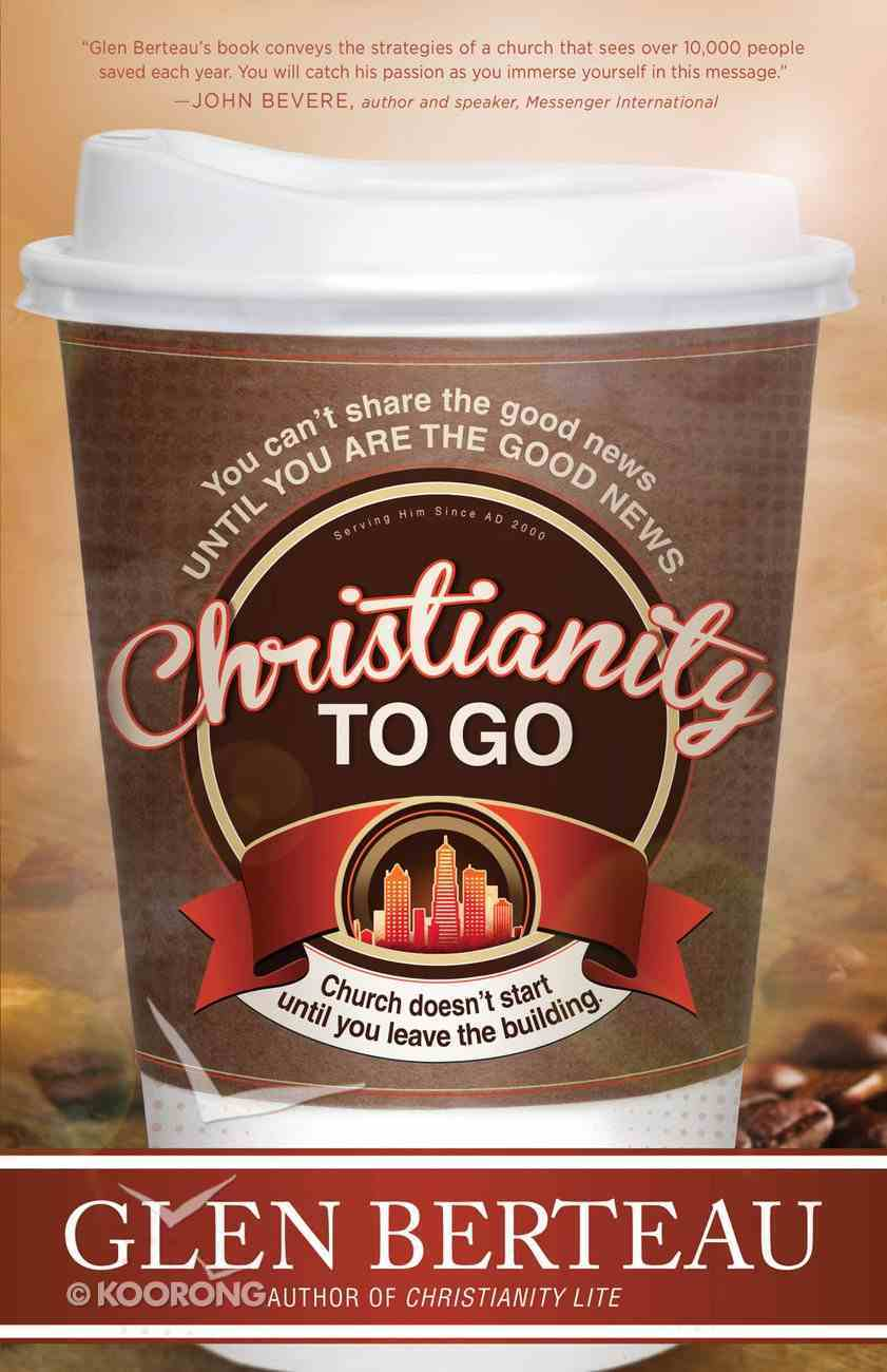Christianity to Go eBook