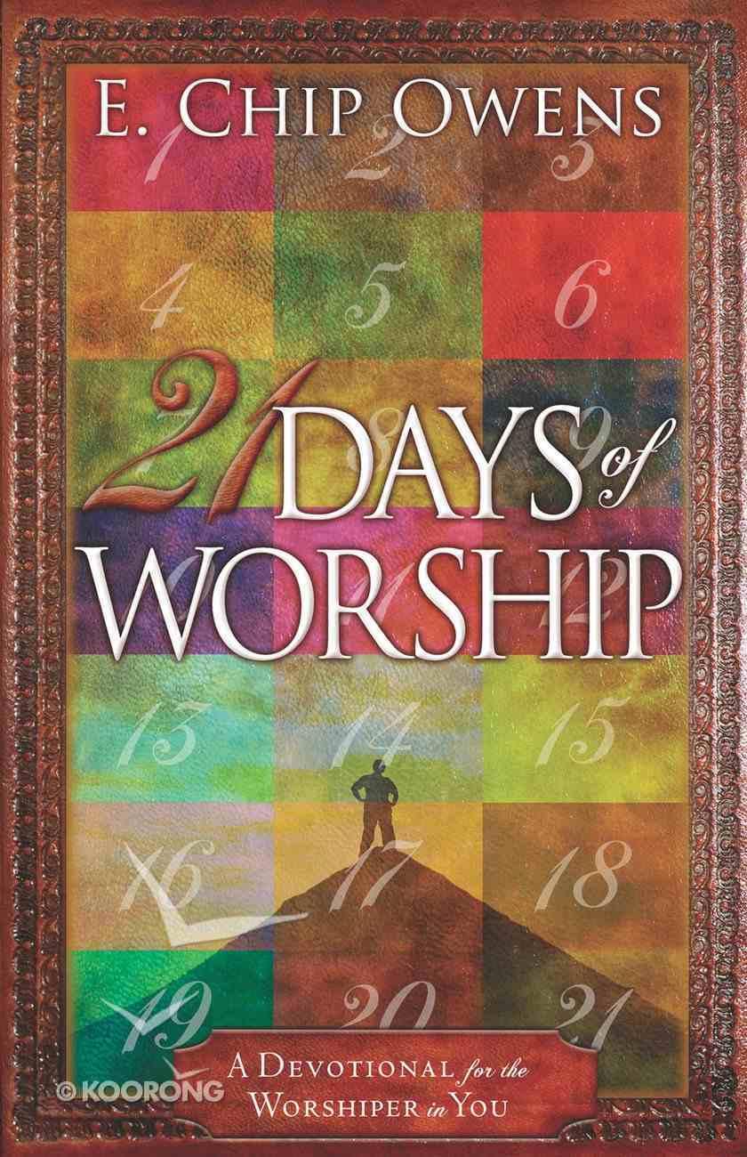 21 Days of Worship eBook