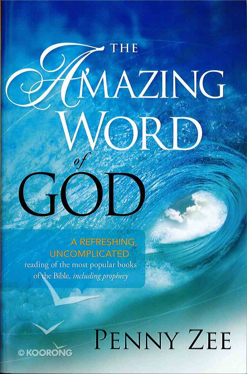 The Amazing Word of God eBook