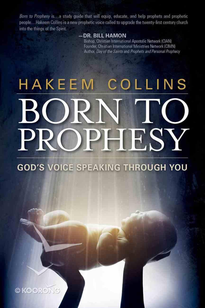 Born to Prophesy eBook
