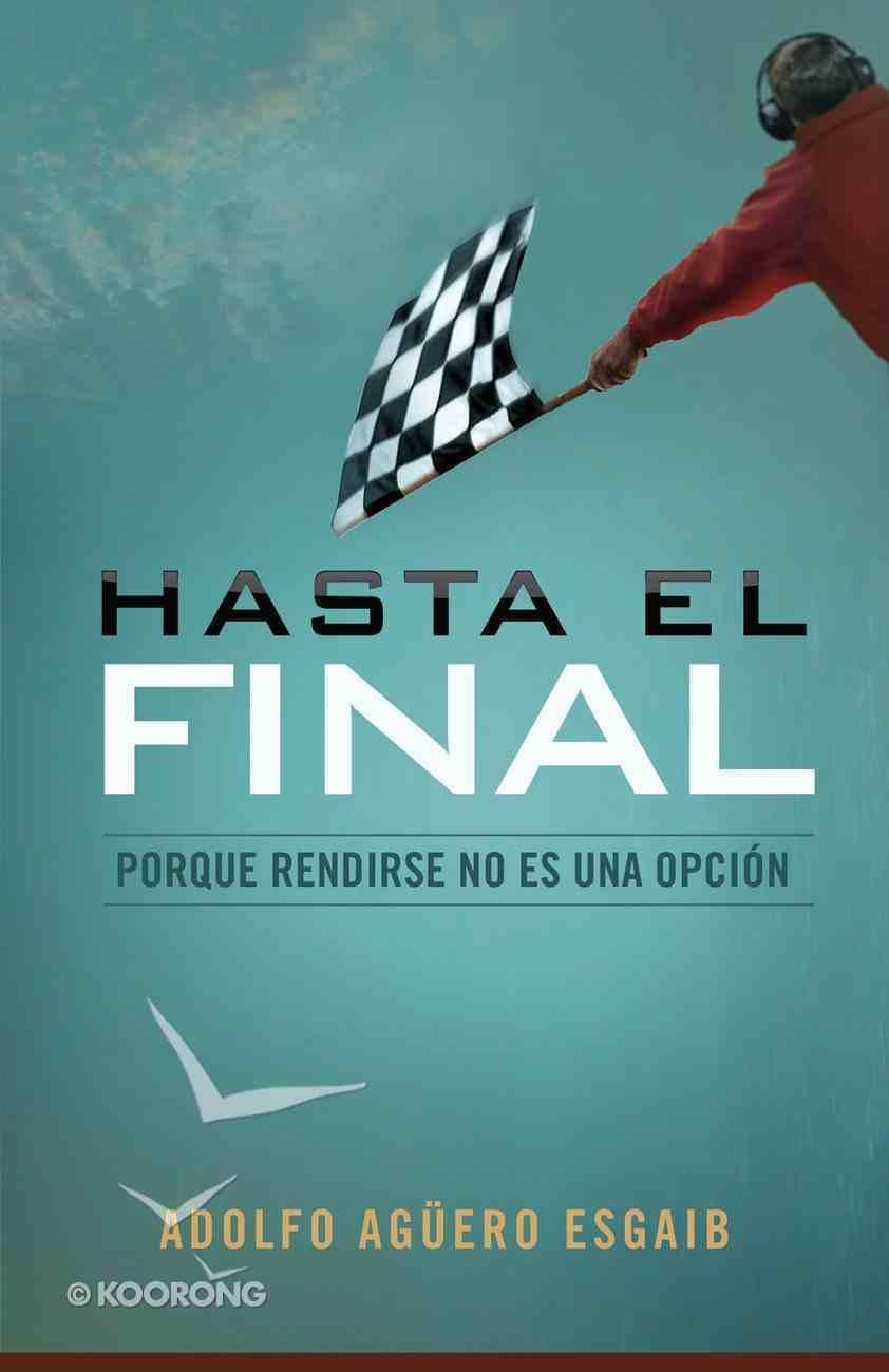 Hasta El Final eBook