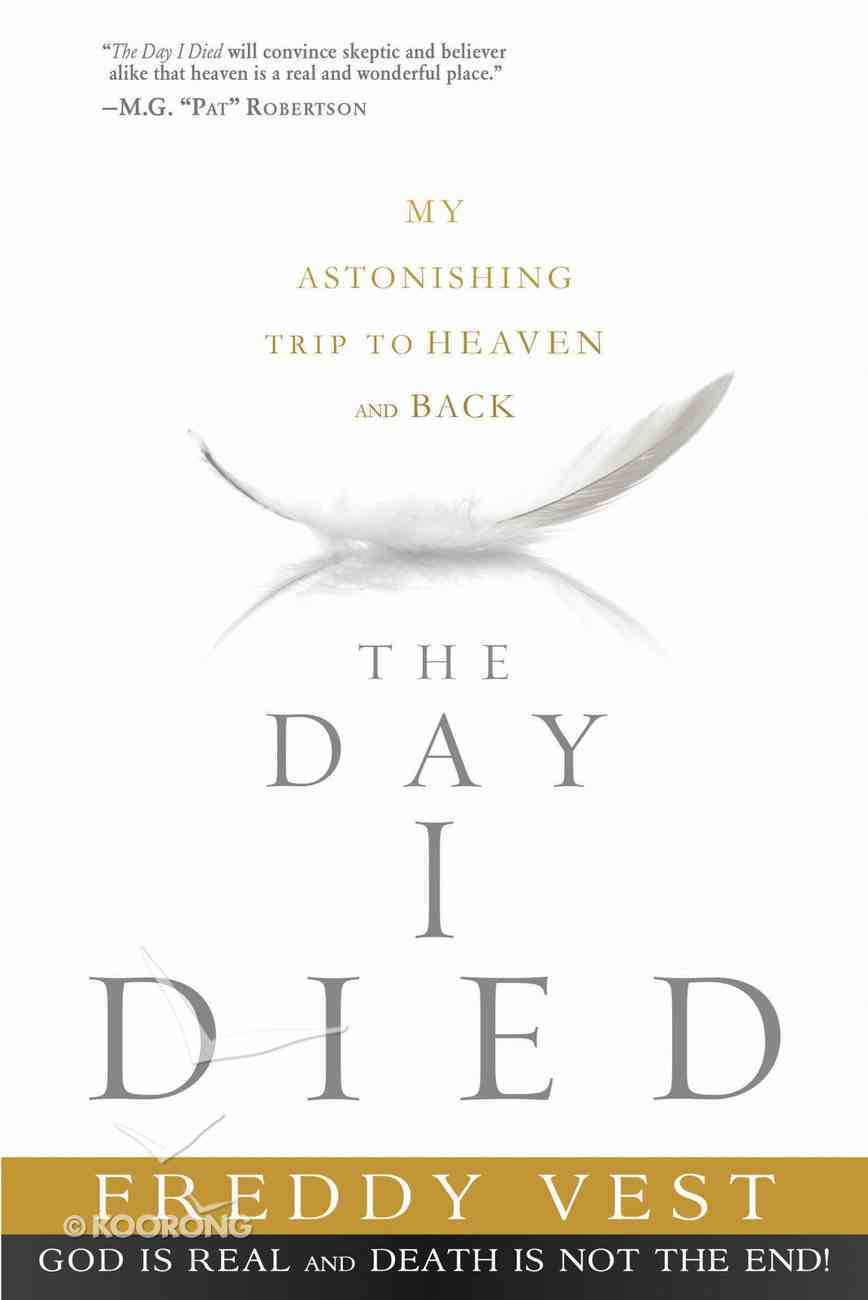 The Day I Died eBook