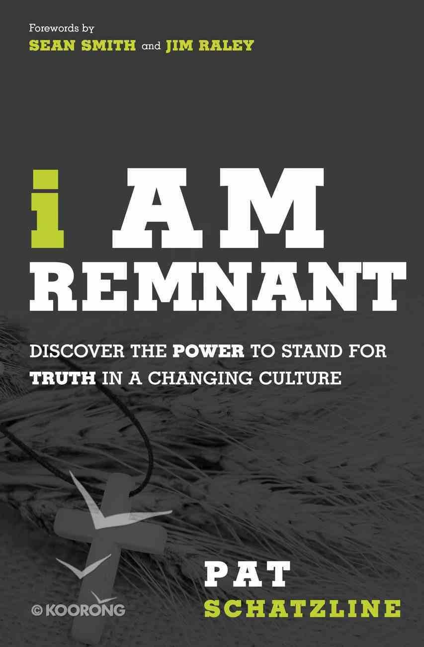 I Am Remnant eBook