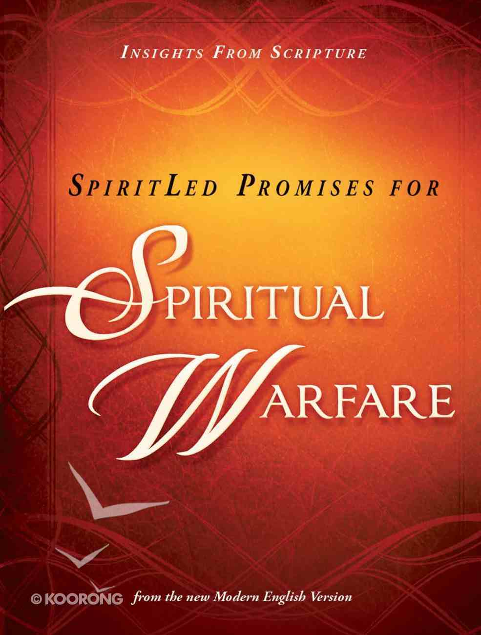 Spiritled Promises For Spiritual Warfare eBook