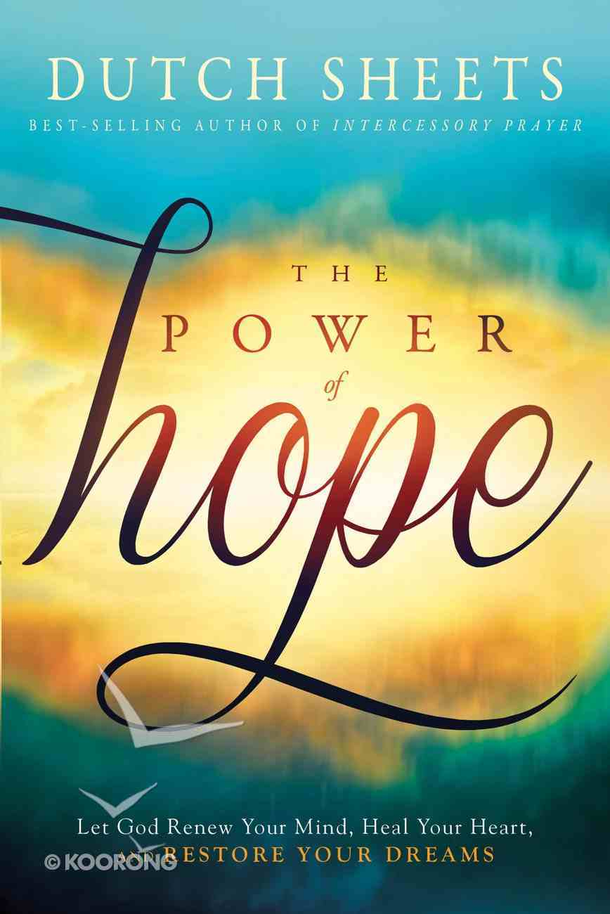 The Power of Hope eBook