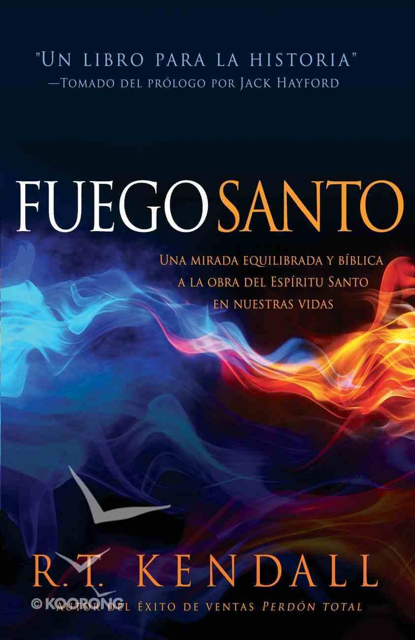 Fuego Santo eBook