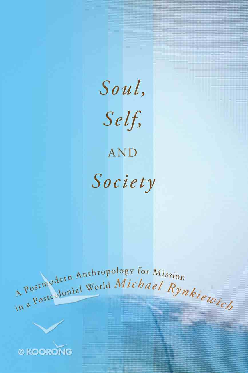 Soul, Self, and Society eBook
