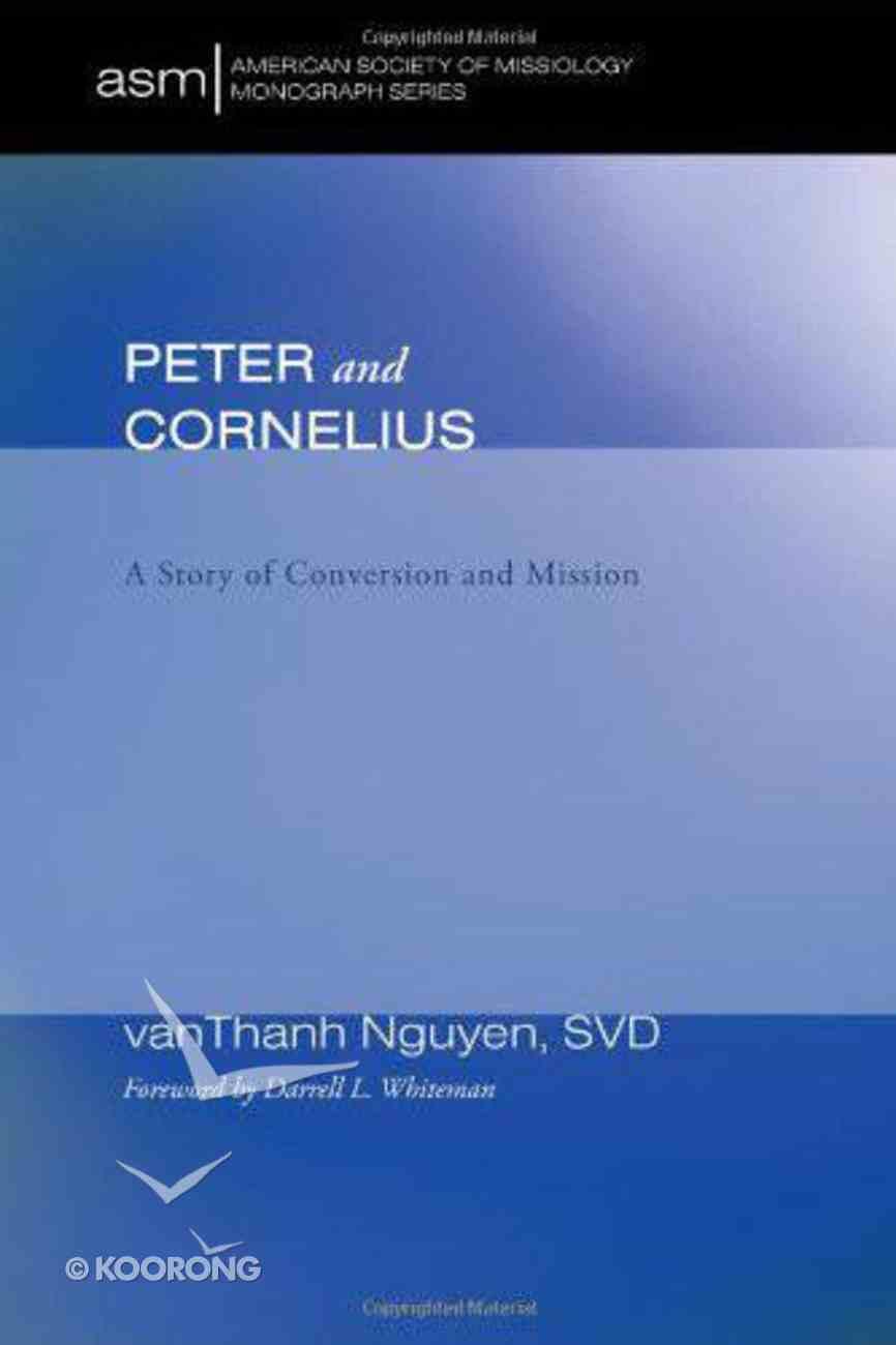 Asmms: Peter and Cornelius eBook