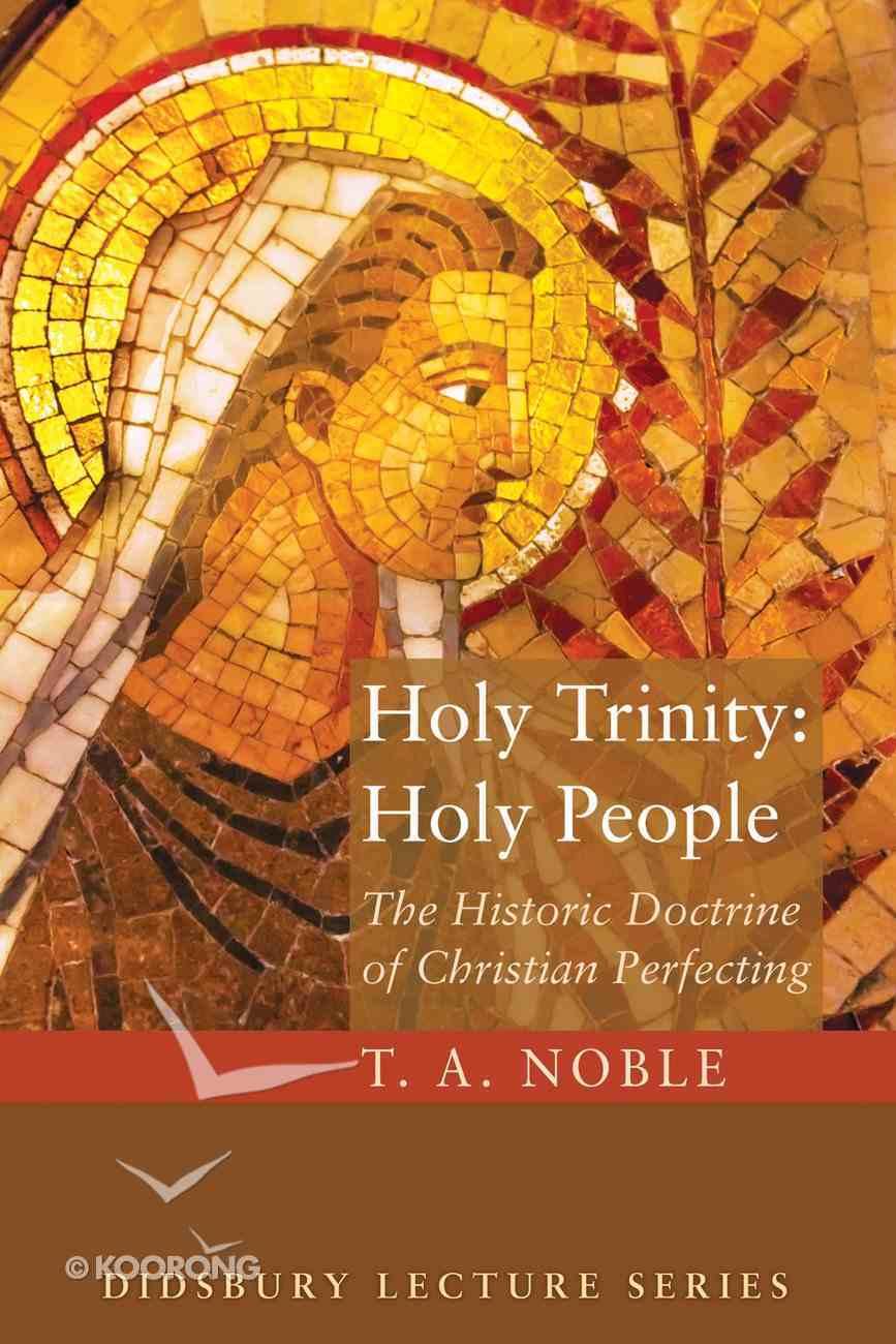 Holy Trinity eBook